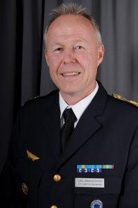 Major General Carl-Johan Edström