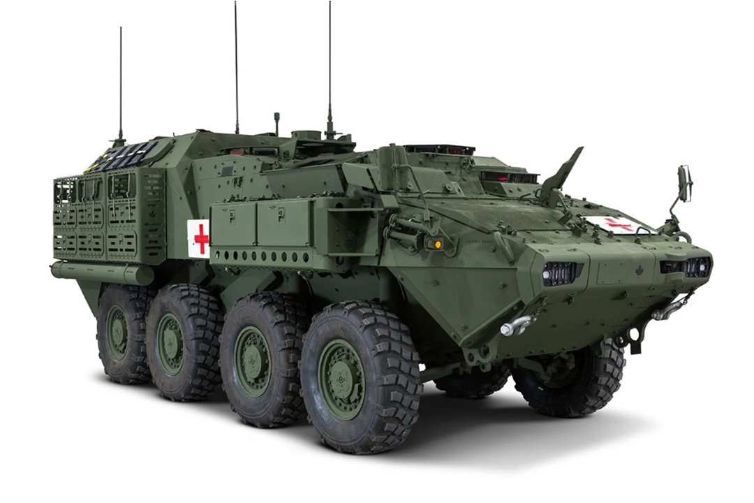 Armoured-Combat-Support-Vehicle