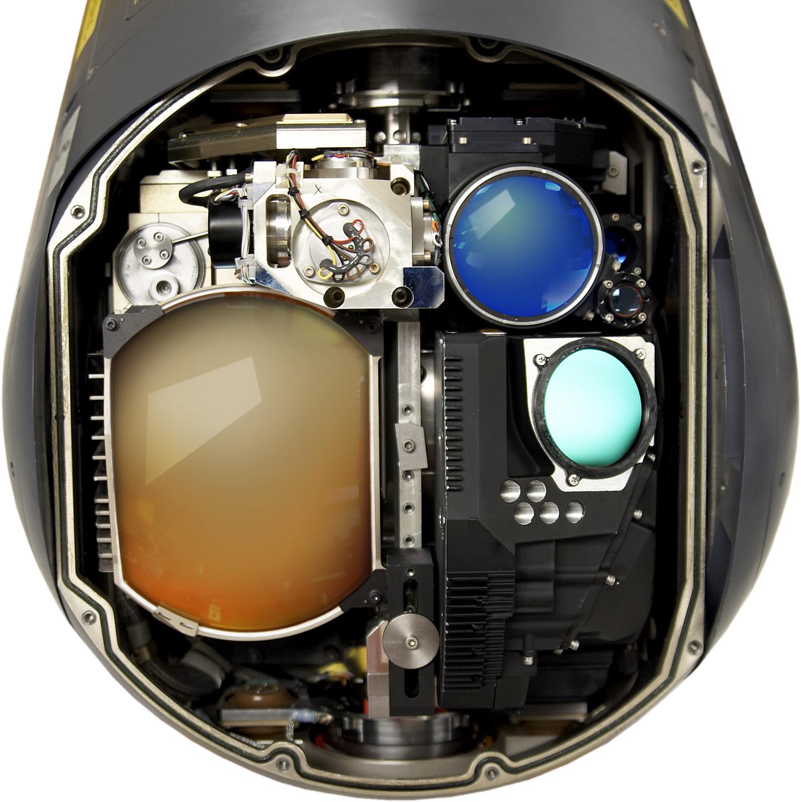 Northrop Grumman's Litening pod