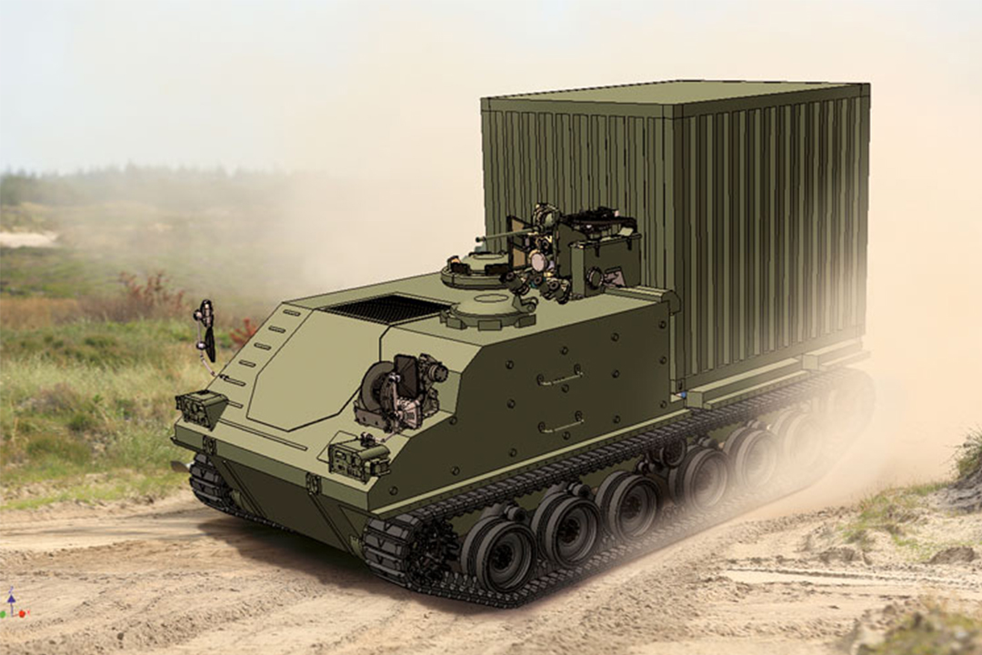 Norwegian-Army-ACSV