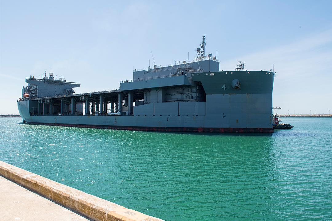 USS-Hershel