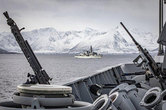 Norwegian-Navy
