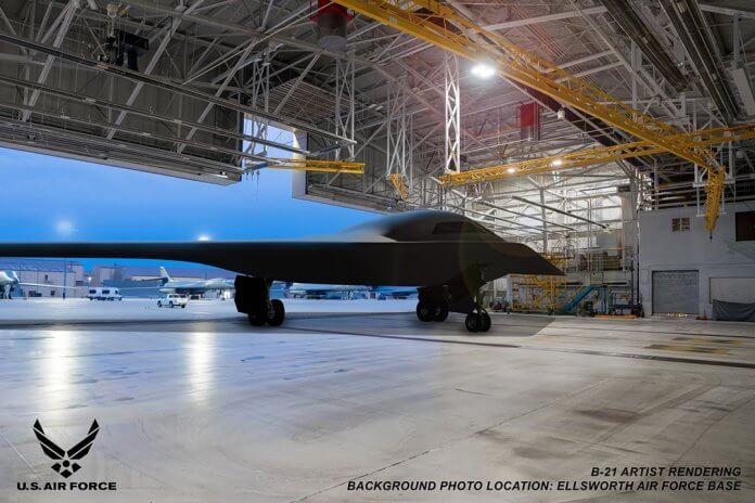 B-21-Raider-Northrop-Grumman-1