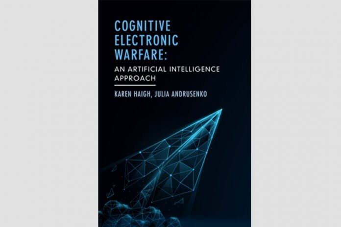 Cognitive Electronic Warfare Book Cover