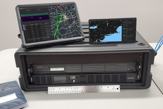 Crumbcatcher SIGINT System