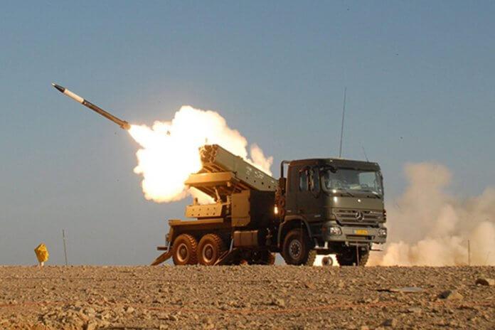 Elbit-Systems-Rokar-Rocket-System-1