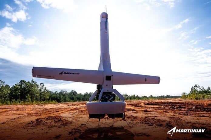 Martin-UAV-V-BAT-128