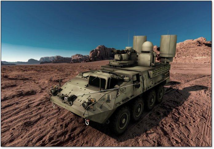 Lockheed Martin TLS-EAB