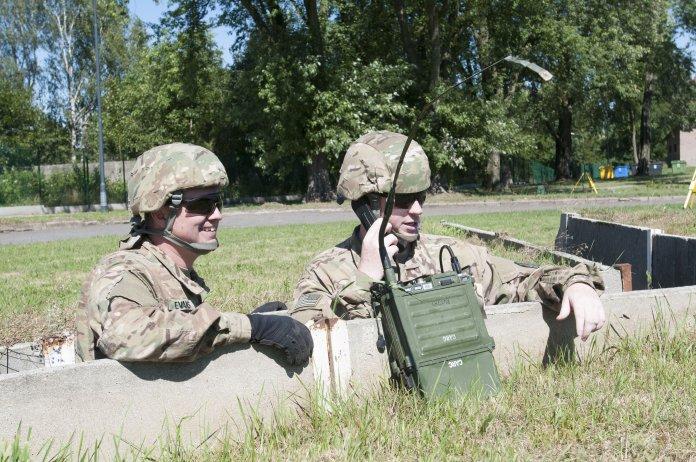 US Army HF Radio