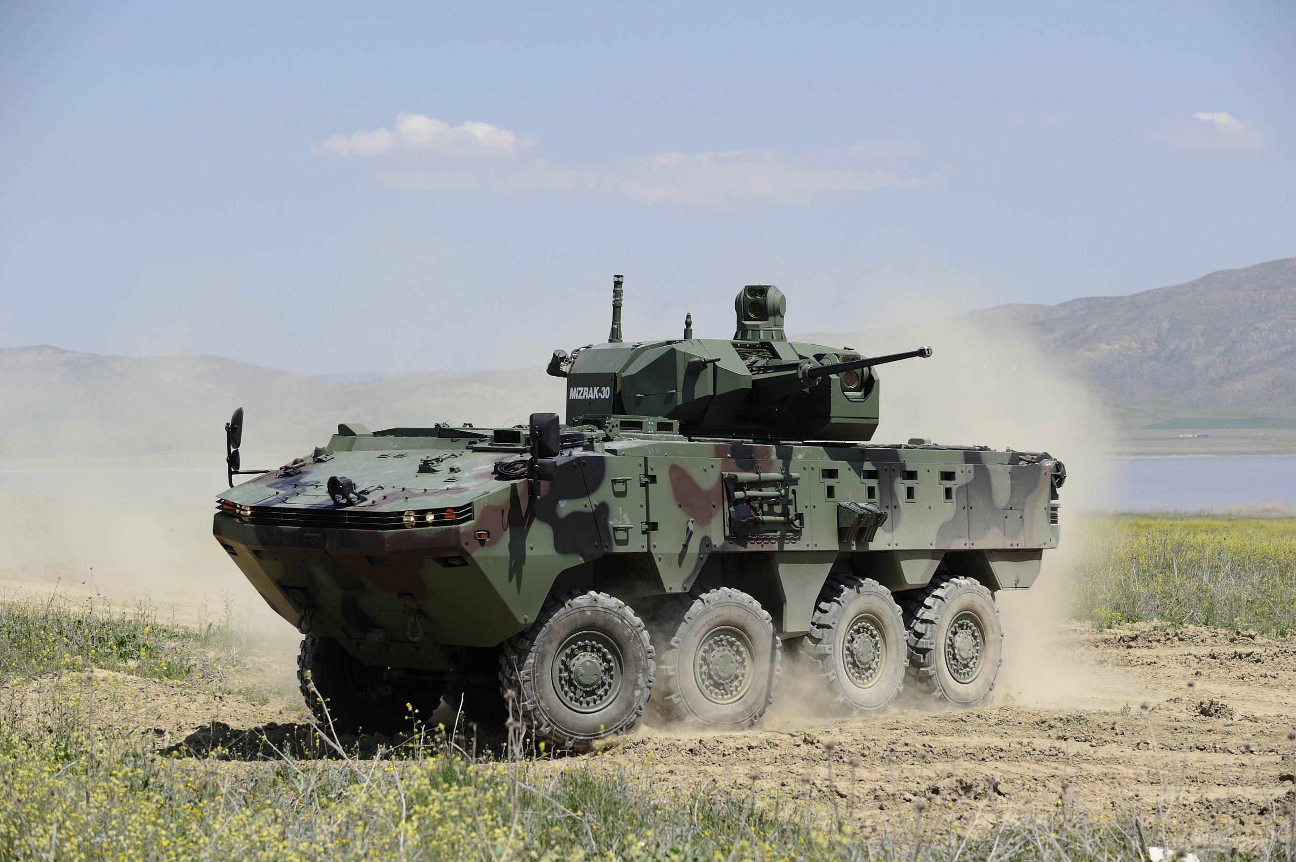 Otokar Arma (8x8)