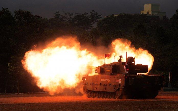 FNSS Medium Tank