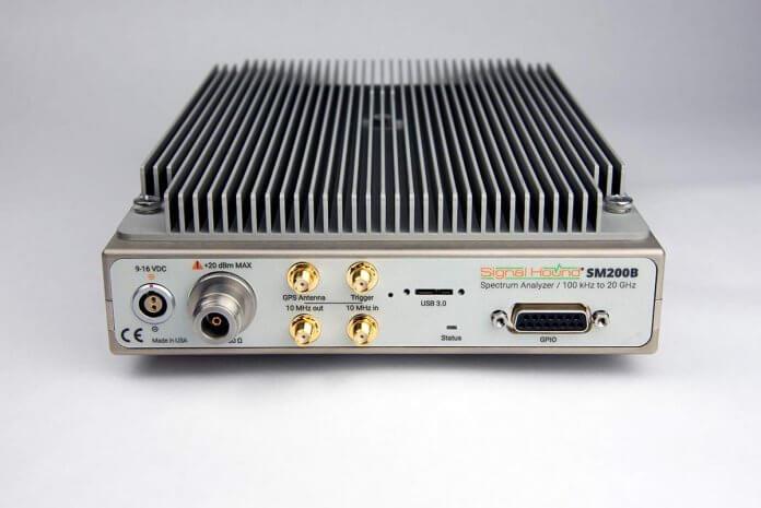 Signal Hound's SM200B