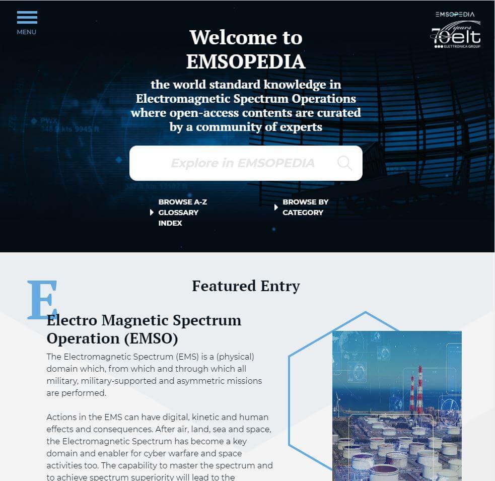 EMSOpedia Page Capture