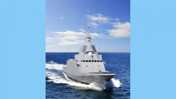Admiral Ronarc'h class