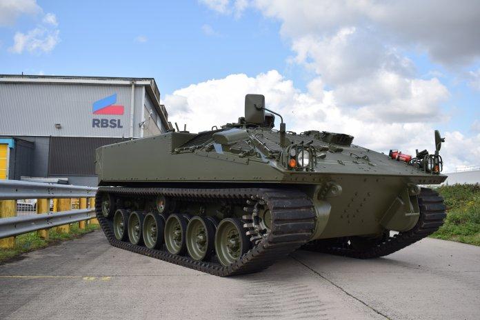Warrior vehicle