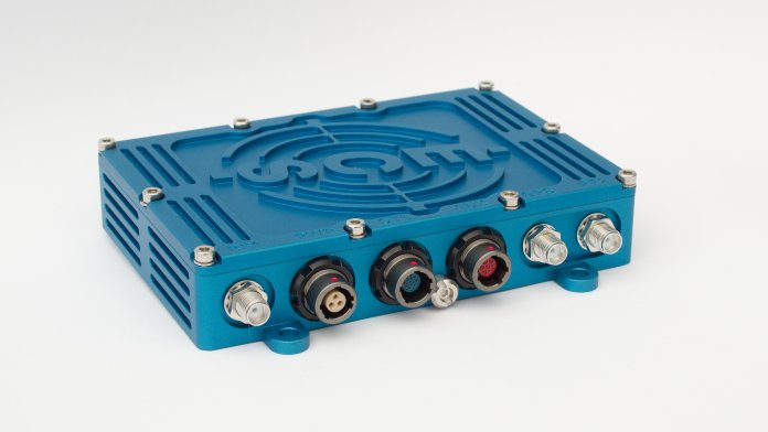 Tove digital RF datalink for unmanned applications. (Enterprise Control Systems)