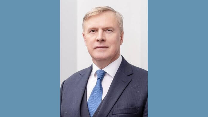 Estonia's defence minister Kalle Laanet gave the opening speech at Tangent Link's recent EW Live event in Tartu, southern Estonia.